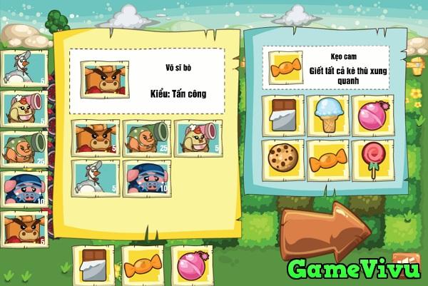 game Phòng thủ nông trại hình ảnh 1