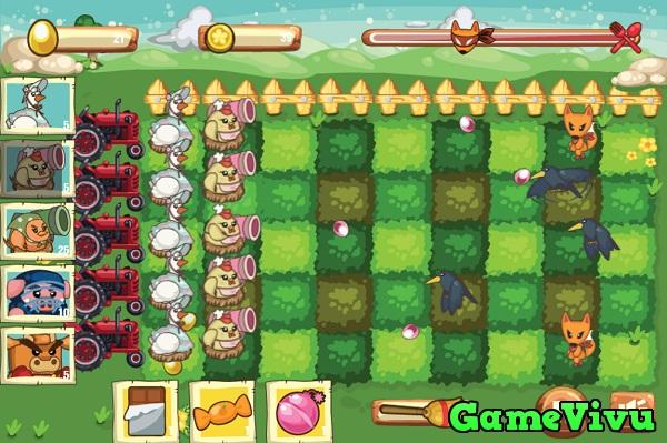 game Phòng thủ nông trại hình ảnh 2
