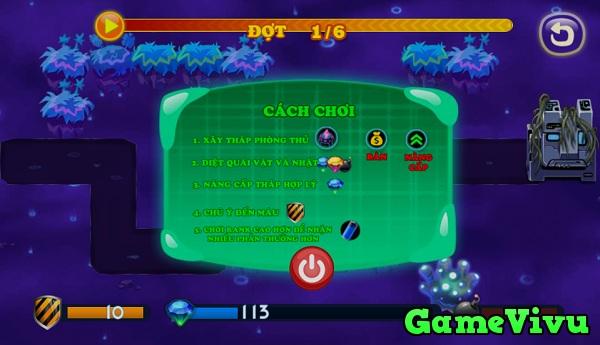 game Phòng thủ trái đất hình ảnh 1