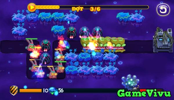 game Phòng thủ trái đất hình ảnh 2