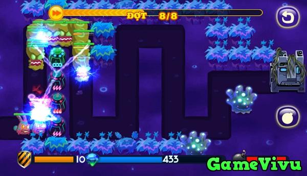 game Phòng thủ trái đất hình ảnh 3