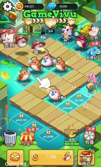 game Pokemon phòng thủ 3 hình ảnh 1