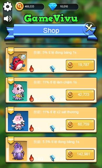 game Pokemon phòng thủ 3 hình ảnh 2