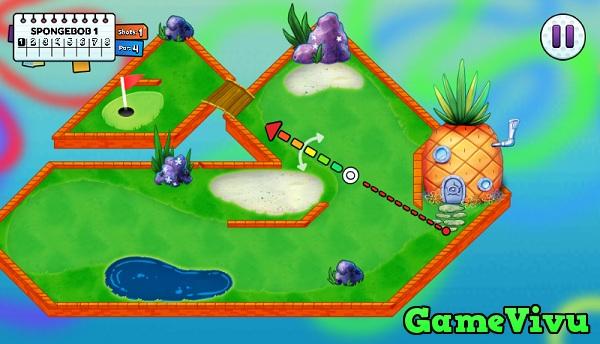 game Siêu sao đánh golf hình ảnh 2