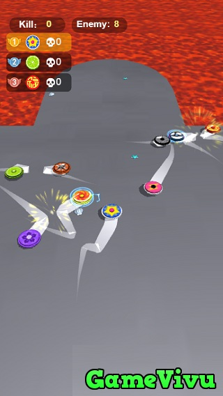 game Spinner.io hình ảnh 2