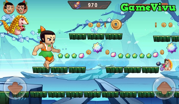 game Anh em hồ lô hình ảnh 3