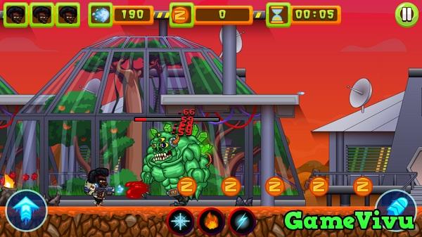 game Bắn ma zombie hình ảnh 1