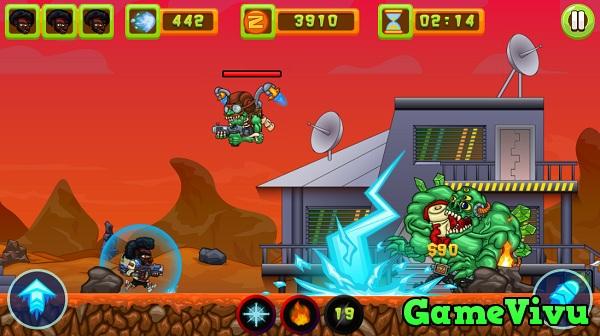 game Bắn ma zombie hình ảnh 2