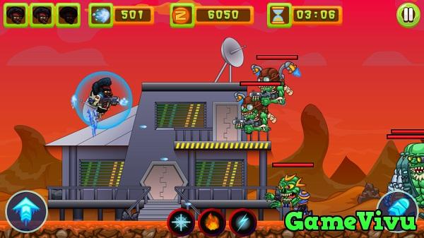 game Bắn ma zombie hình ảnh 3
