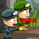 Bắn zombie 2 người