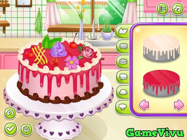 game Bánh sinh nhật tặng mẹ hình ảnh 3