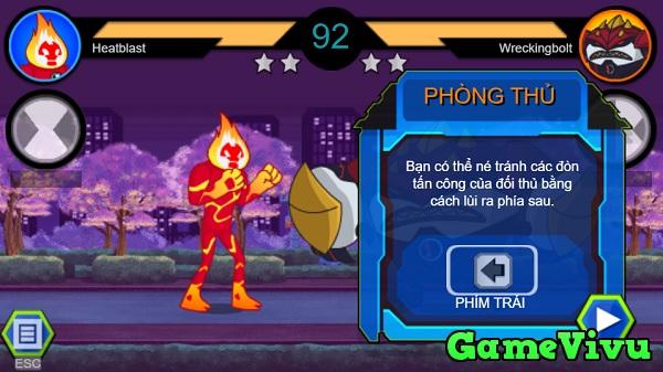 game Ben 10 vs Alien hình ảnh 2
