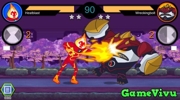 game Ben 10 vs Alien hình ảnh 3