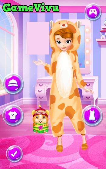 game Chăm sóc hamster hình ảnh 4