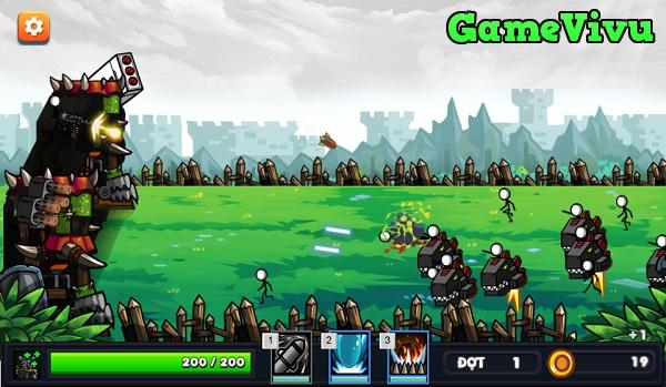 game Chiến tranh người que hình ảnh 1