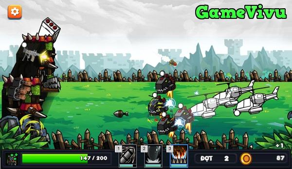 game Chiến tranh người que hình ảnh 3