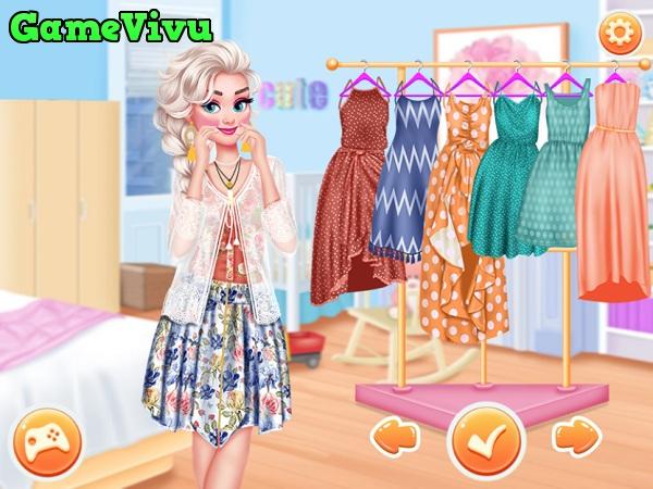 game Công chúa đón trung thu hình ảnh 1