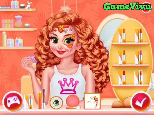 game Công chúa mùa thu hình ảnh 1