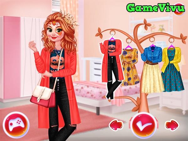 game Công chúa mùa thu hình ảnh 2