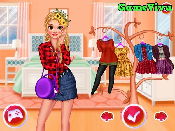game Công chúa mùa thu hình ảnh 3