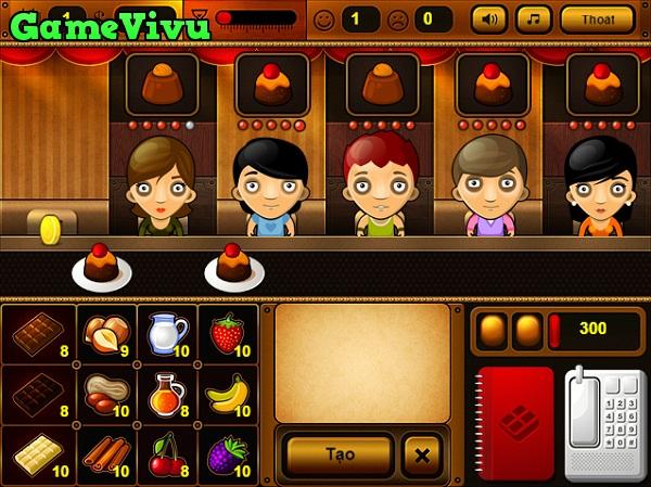 game Cửa hàng socola hình ảnh 1