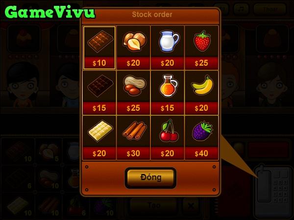 game Cửa hàng socola hình ảnh 3