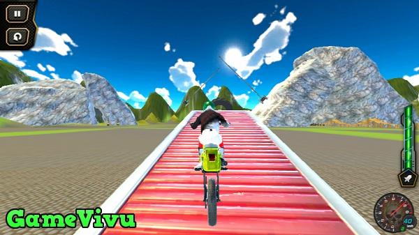 game Đua xe moto đường phố 2 người hình ảnh 2