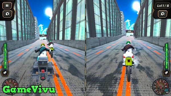 game Đua xe moto đường phố 2 người hình ảnh 3