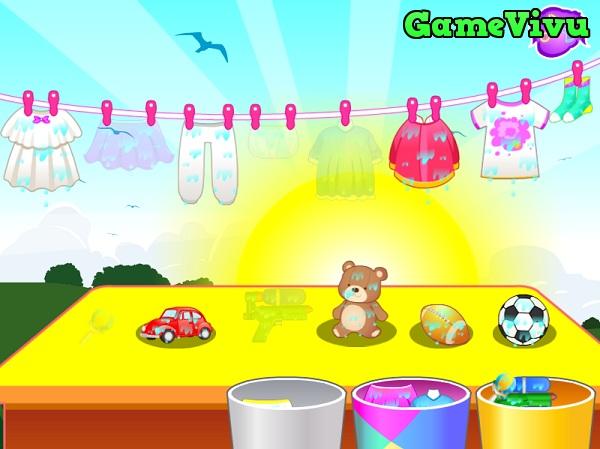 game Giặt quần áo hình ảnh 3