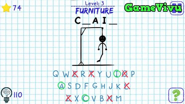 game Hangman hình ảnh 3