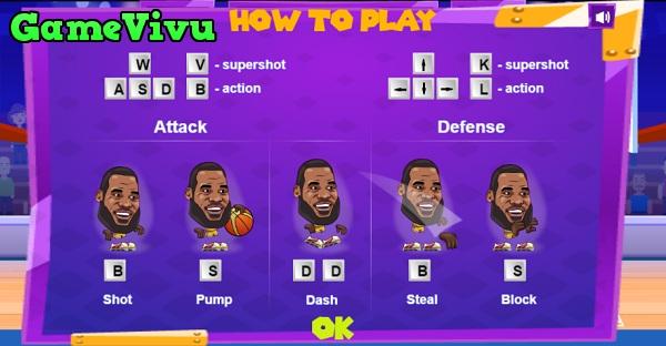 game Huyền thoại bóng rổ 2020 hình ảnh 1