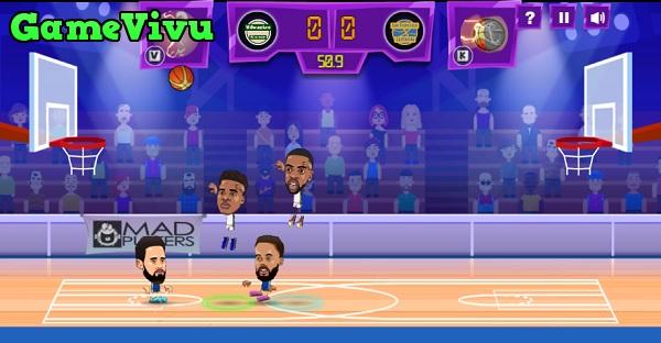 game Huyền thoại bóng rổ 2020 hình ảnh 3