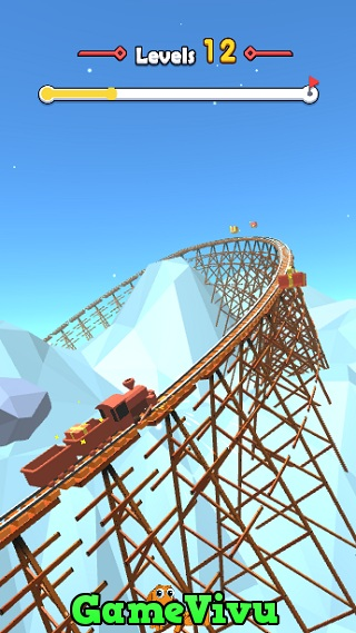 game Lái tàu hỏa 3D hình ảnh 3