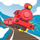 Lái tàu hỏa 3D
