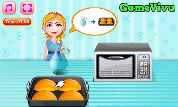 game Làm kem bí ngô hình ảnh 1