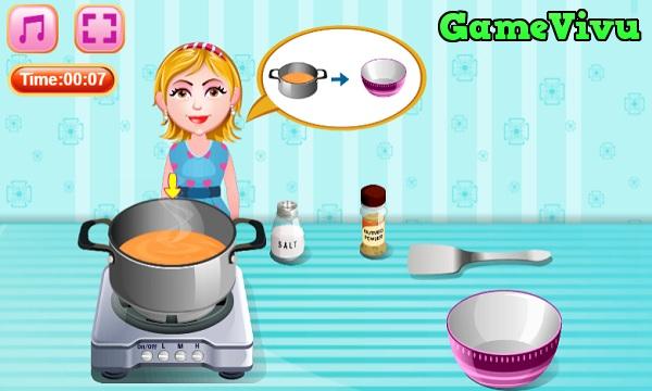 game Làm kem bí ngô hình ảnh 2