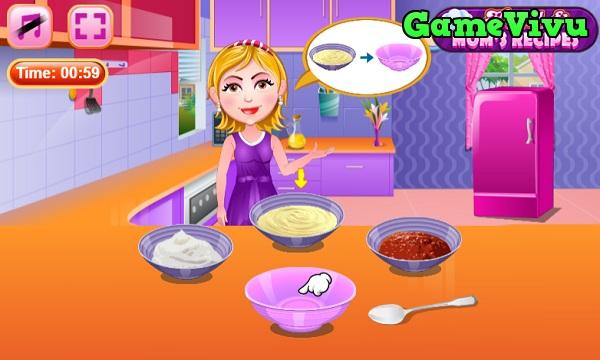 game Làm khoai lang nướng hình ảnh 1