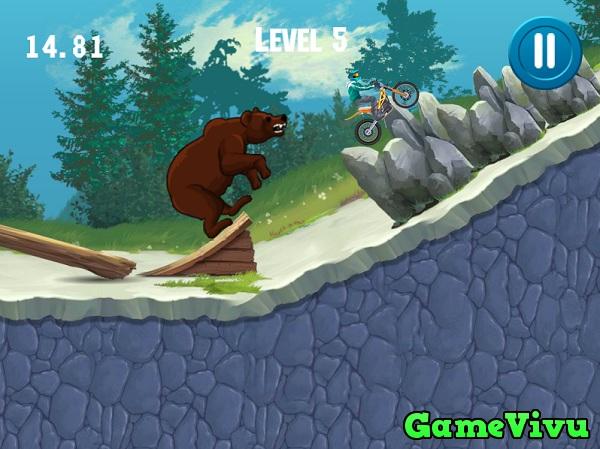 game Mô tô mạo hiểm 3 hình ảnh 3