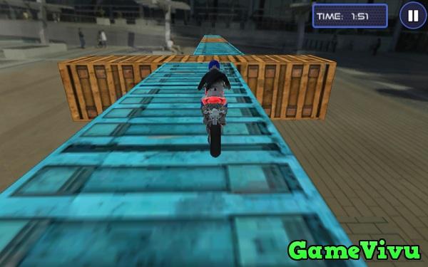 game Moto mạo hiểm 3D hình ảnh 1