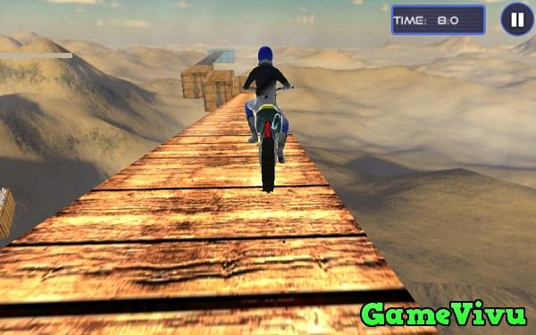 game Moto mạo hiểm 3D hình ảnh 3