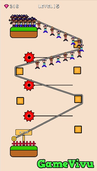 game Siêu nhân giải cứu hình ảnh 2