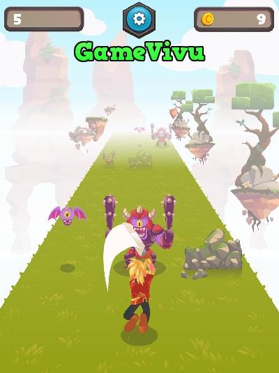 game Thanh gươm diệt quỷ hình ảnh 1