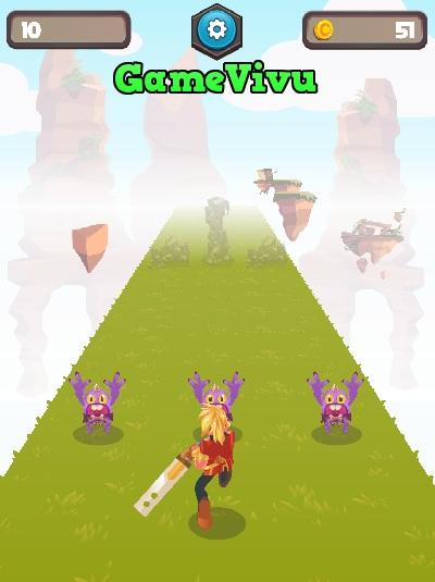 game Thanh gươm diệt quỷ hình ảnh 3