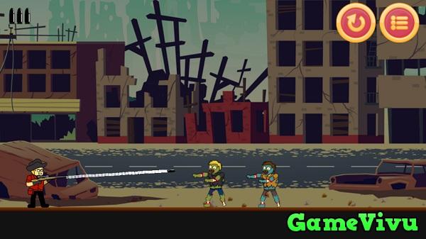 game Thợ săn zombie hình ảnh 1