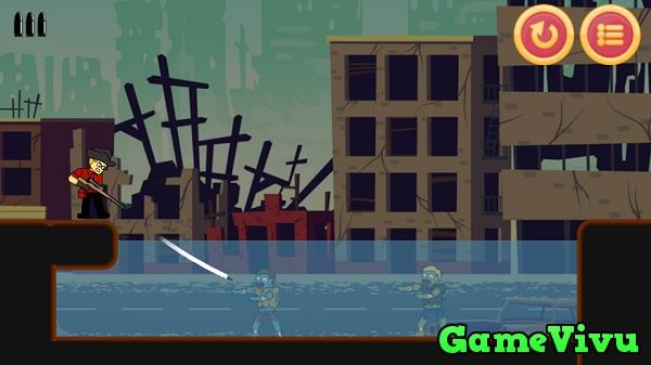 game Thợ săn zombie hình ảnh 2