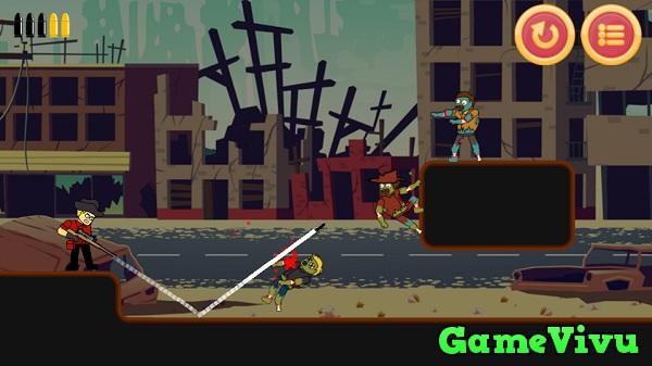 game Thợ săn zombie hình ảnh 3