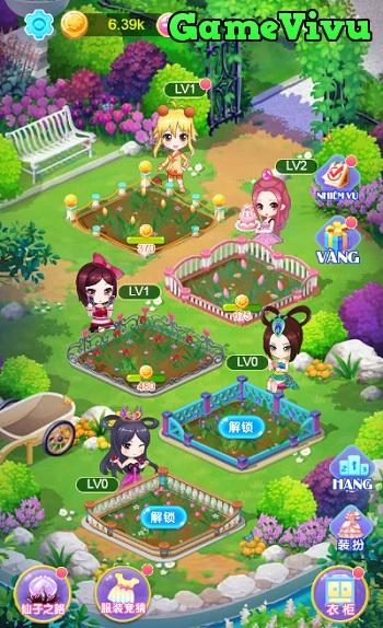 game Thời trang công chúa Trung Quốc hình ảnh 1