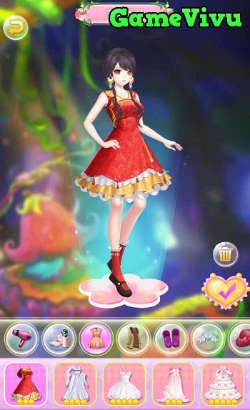 game Thời trang công chúa Trung Quốc hình ảnh 2