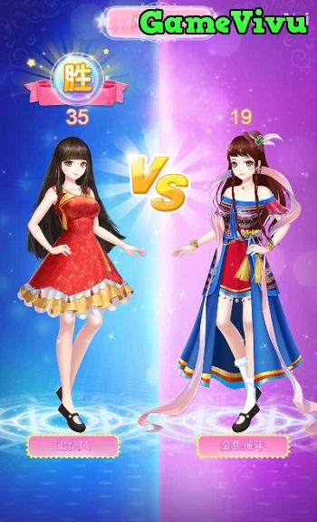 game Thời trang công chúa Trung Quốc hình ảnh 3
