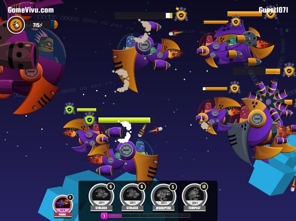 game Trận chiến alien hình ảnh 3